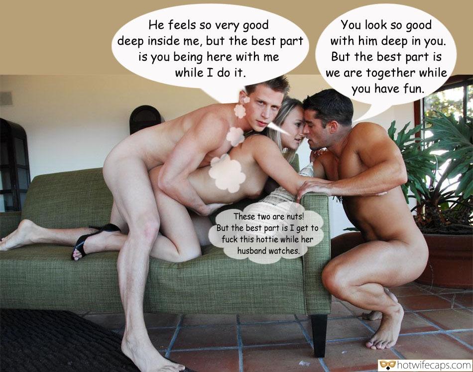 Uk Wife Threesome Husband