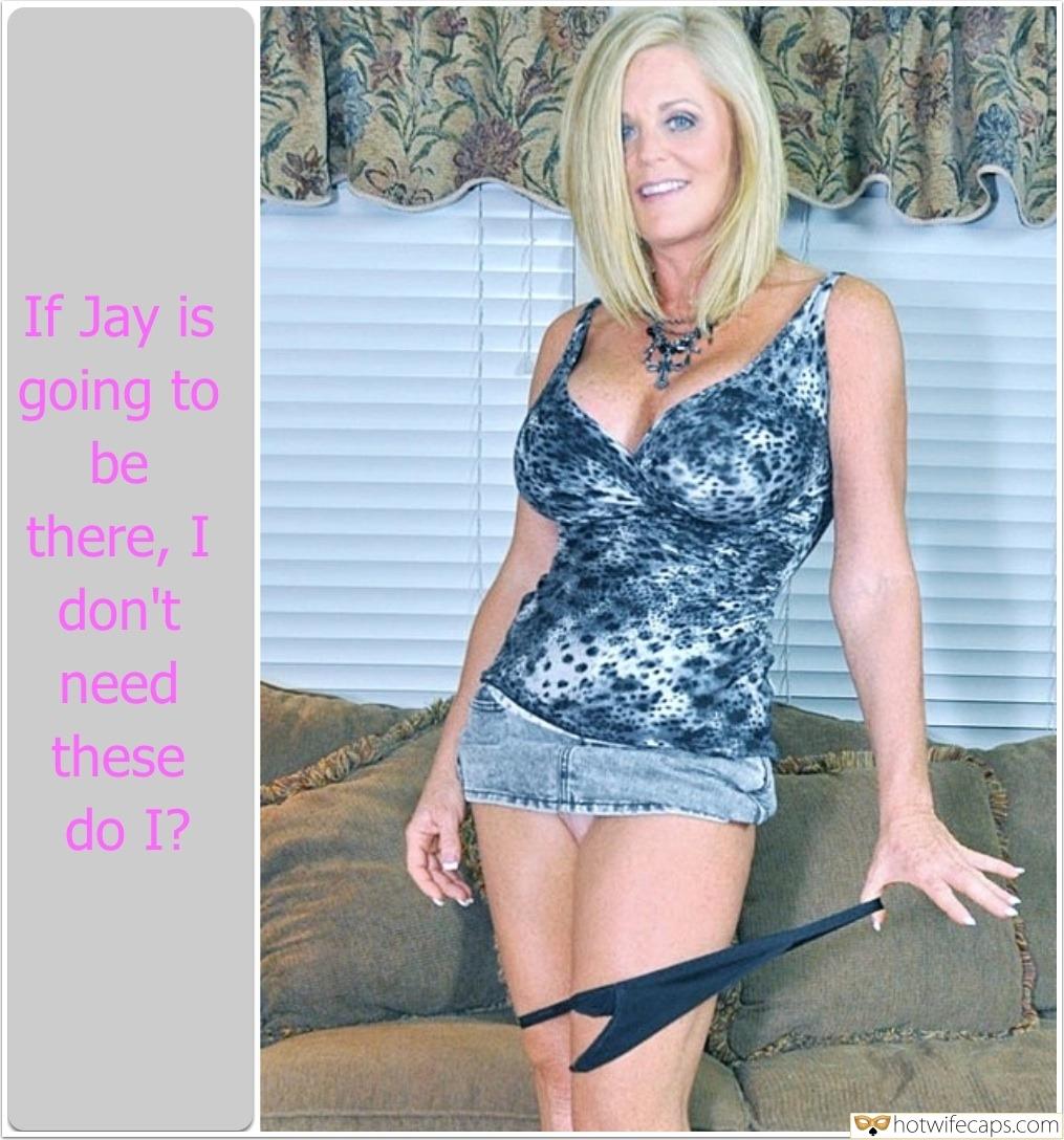 Mature Vixen Stripping Off Her Sexy Panties