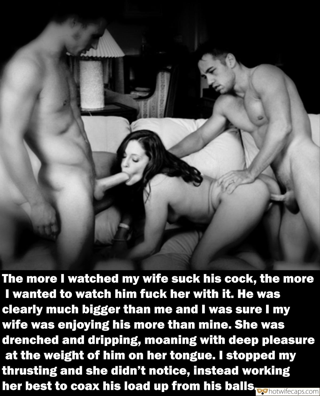 Amateur Shy Wife Threesome