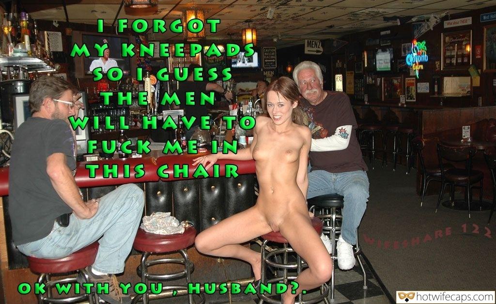 Naked bar wife Naked Bar