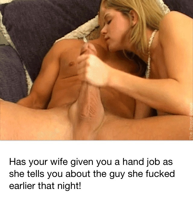 Just Another True Story for Handjob