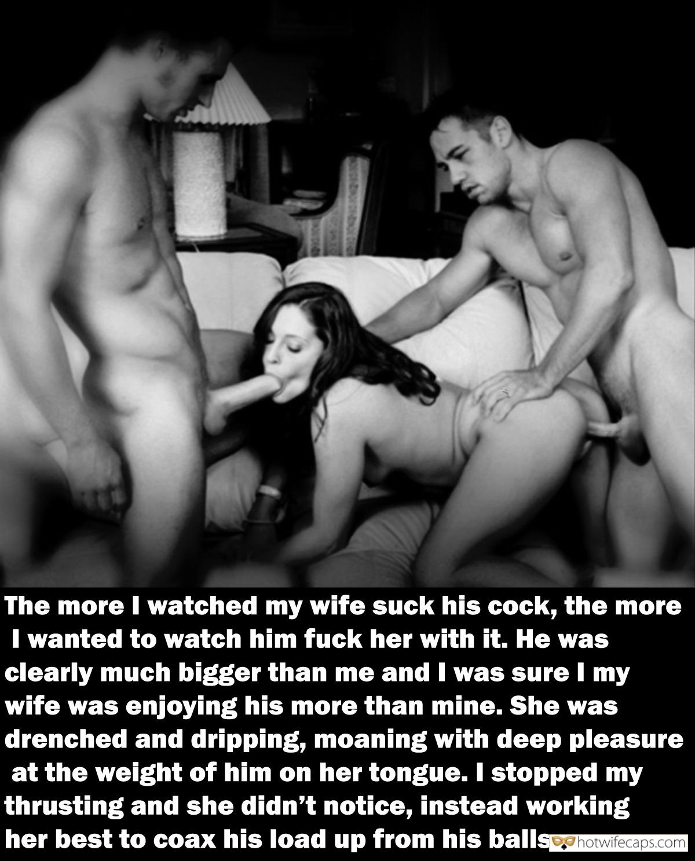 Watching My Hot Wife Fuck